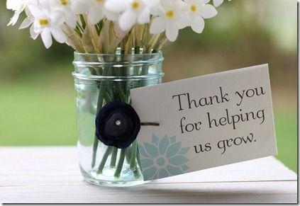 Thank You for Helping us Grow - Teacher Appreciation Card