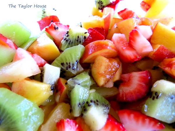 Fruit Salsa Recipe Easy