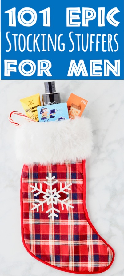 Stocking Stuffers for Men Cheap Gifts for Guys - Unique ideas for your Boyfriends or Husband