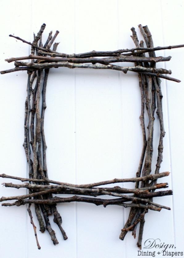 Twig Wreath Decorating Ideas Fall