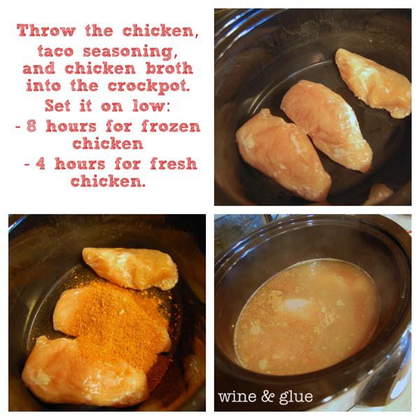 Slow Cooker Qdoba Chicken Recipe