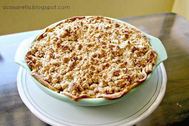 Cranberry Apple Pie Recipe Easy
