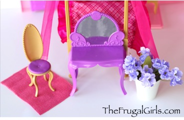 Doll House Furniture Tips from TheFrugalGirls.com