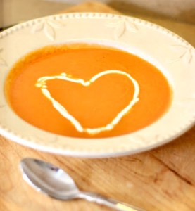 Garden Fresh Tomato Soup Recipe