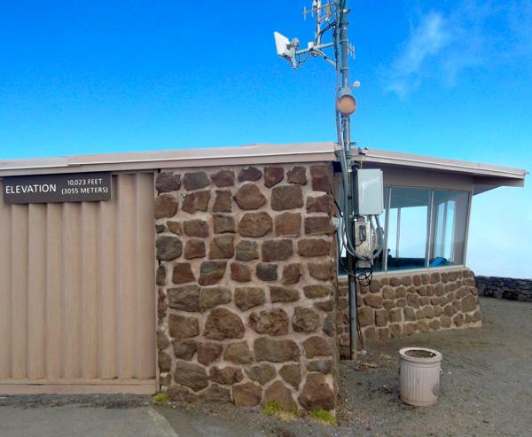 Haleakala National Park Elevation