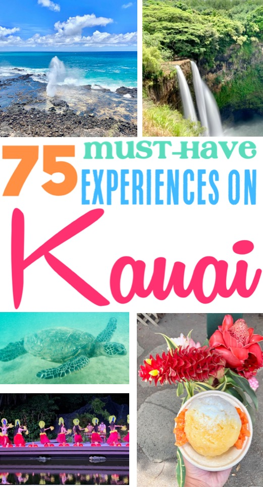 Kauai Hawaii Things to Do in Kauai - Best Photography Spots, Activities, Packing List and more