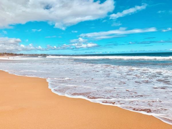 Kekaha Beach Kauai Hawaii