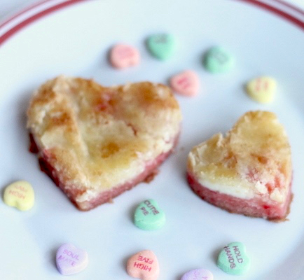 Ooey Gooey Strawberry Bars Recipe