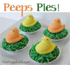Peeps Pies Recipe