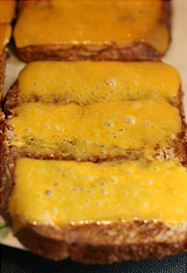 French Toast Grilled Cheese Recipe Easy