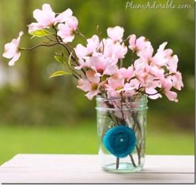 Mason Jars-and-Flowers