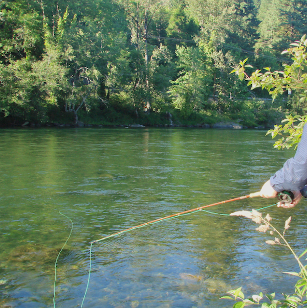 Portland Fly Fishing