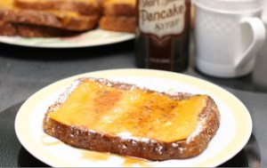 Savory French Toast Recipe