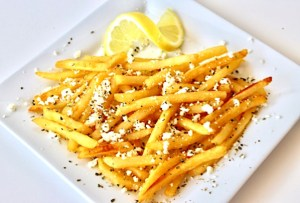 Best Greek Fries Recipe