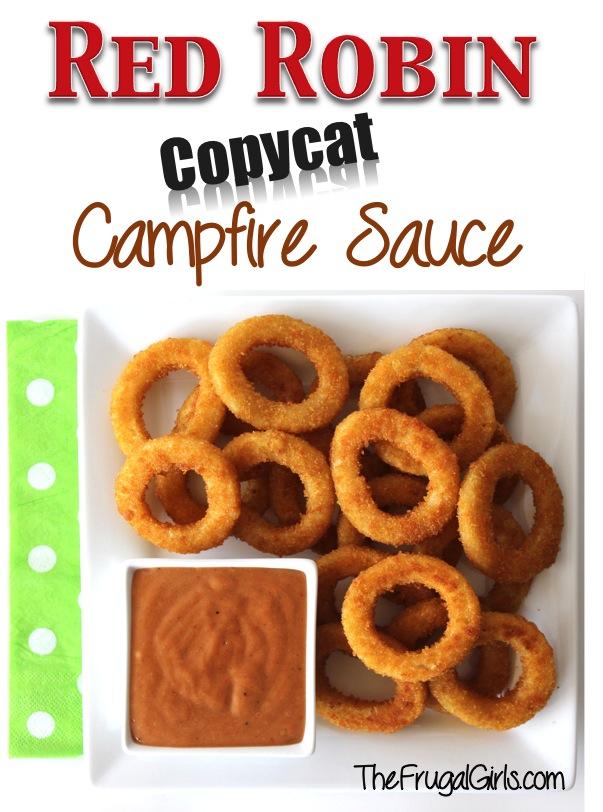 Red Robin Campfire Sauce Copycat Recipe