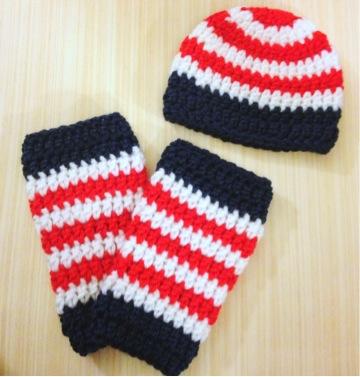 Patriotic Crochet Pattern