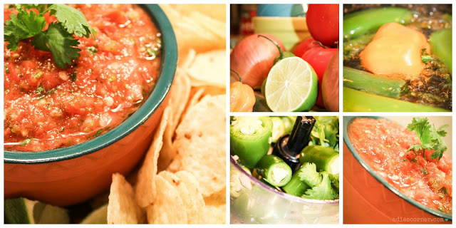 Hot Homemade Salsa Recipe Sweet Spicy