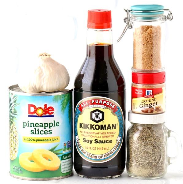 Teriyaki Chicken Marinade Recipe for Grilling