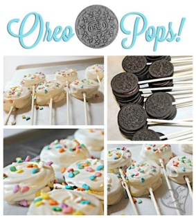 Oreo Pops
