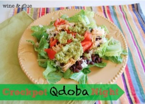 Qdoba Recipes