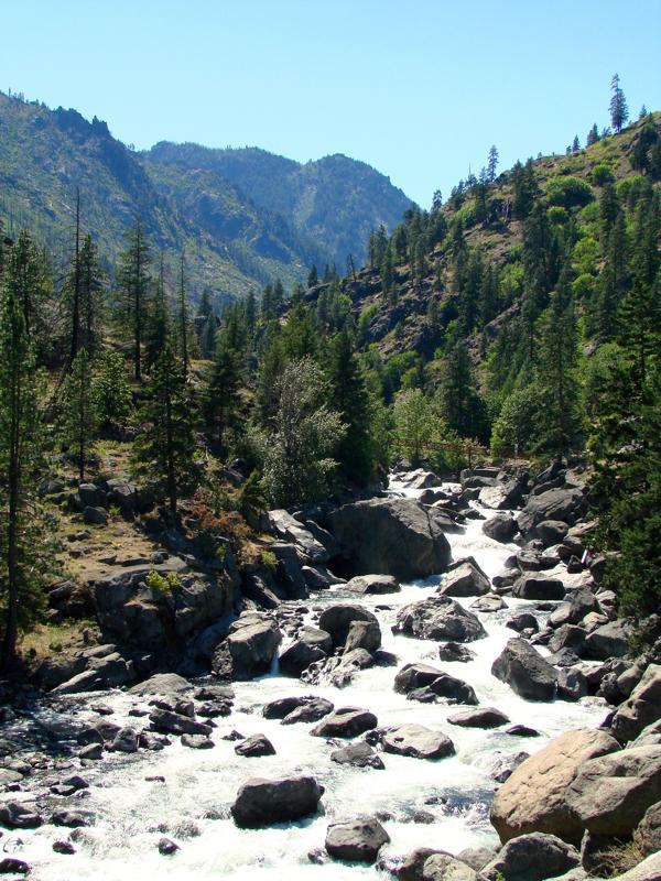 Icicle Creek Leavenworth