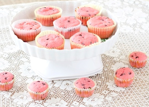 Raspberry Chocolate Chip Muffins Recipe