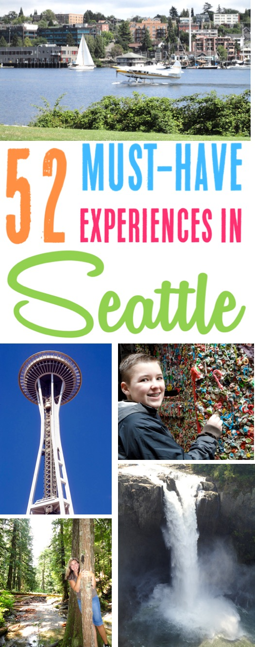 Seattle Washington Things to Do in the Summer or any Season - Best Food, Fun Photography Spots, Local Favorites, and Activities You Can't Afford to Miss