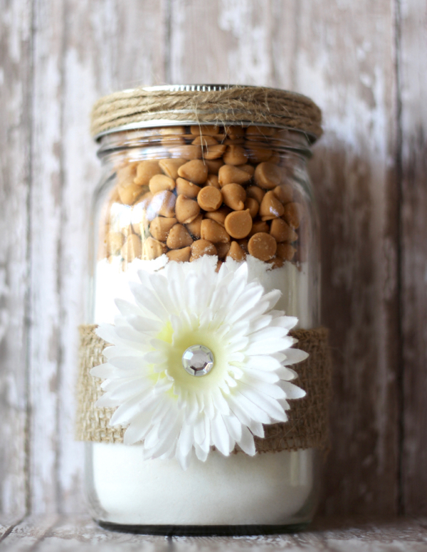 Cookie Mix Recipe in a Jar Easy