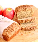 Apple Bread Recipe with Fresh Apples