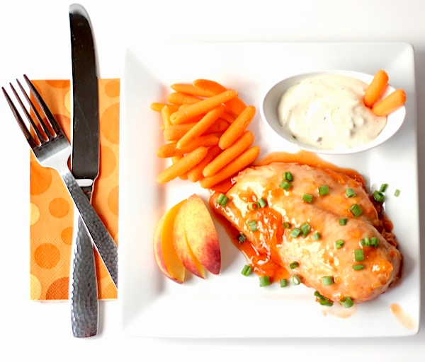 Crockpot Peach Chicken Recipe