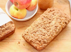 Easy Apple Bread Recipe