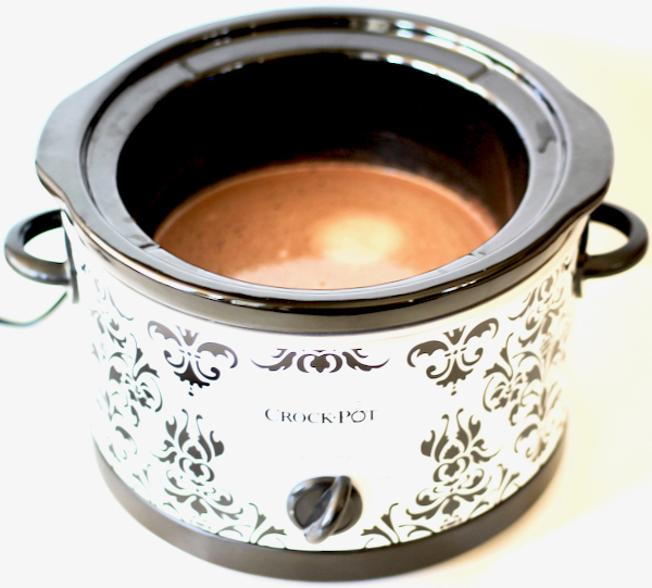Nutella Hot Chocolate Recipe Slow Cooker