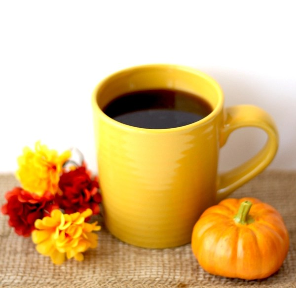 Pumpkin Spice Coffee Recipe