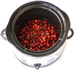 Easy Crockpot Cranberry Sauce Recipe