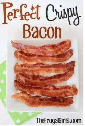 Perfect Crispy Bacon Trick