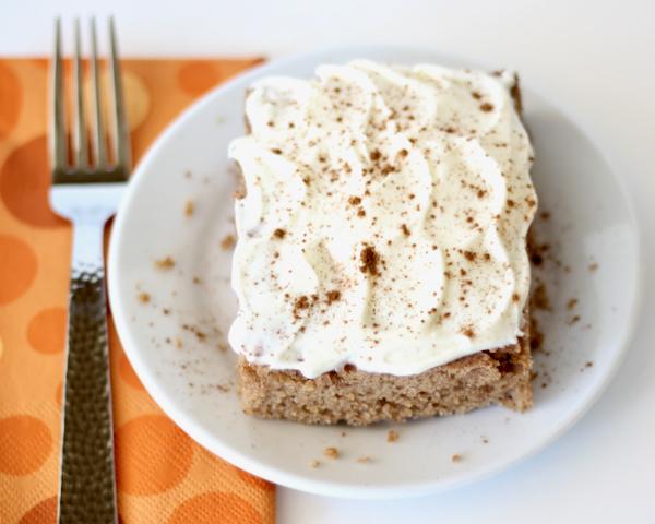 Crockpot Cinnamon Spice Cake Recipe