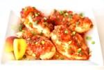 Crockpot Peach Salsa Chicken Recipe