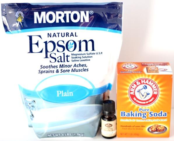 DIY Vanilla Bath Salt Recipe