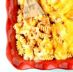 Easy Cheesy Pasta Casserole Recipe