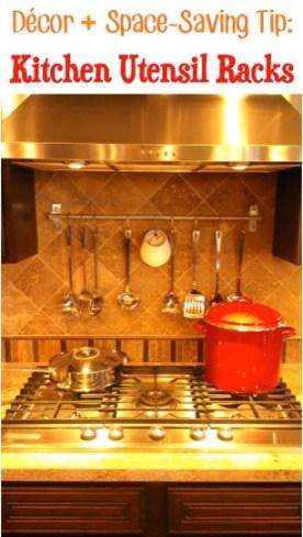 Kitchen Utensil Racks