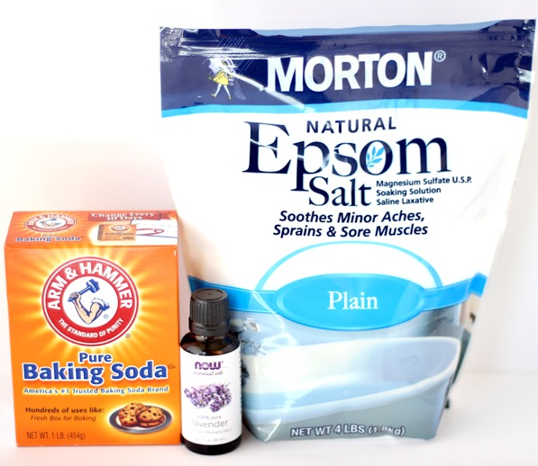 Lavender Bath Salt Recipe