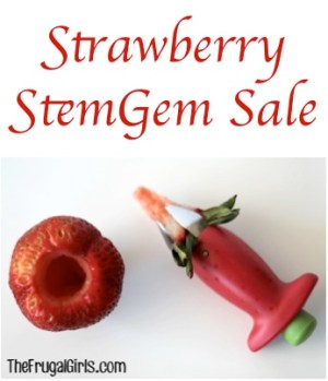Strawberry StemGem Sale