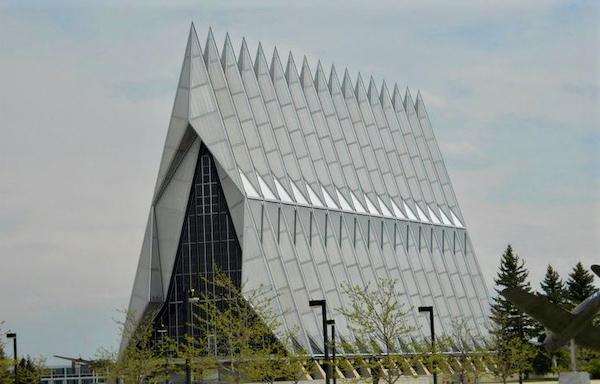 Air Force Academy Cadet Chapel