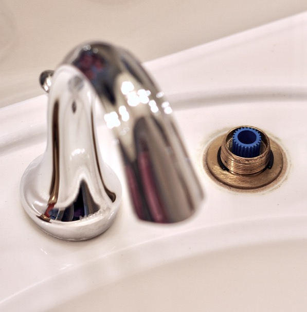 How to Fix a Hard to Turn Faucet Handle