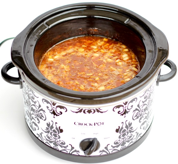 Crockpot Barbecue Beans Recipe