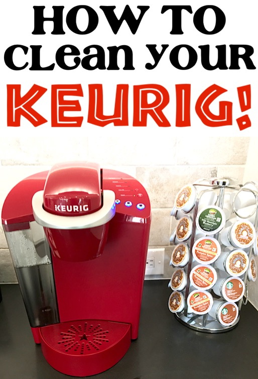 How to Clean Your Keurig Coffee Maker