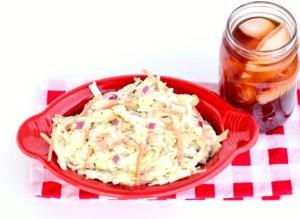 Zesty Coleslaw Recipe