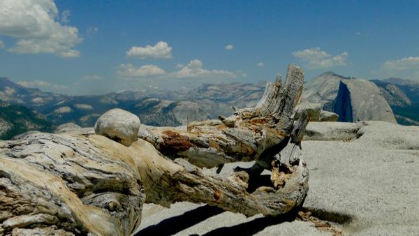 Yosemite Sentinel Dome - TheFrugalGirls.com