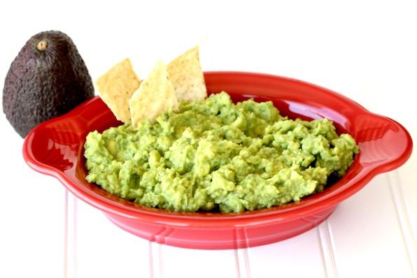 Easiest Guacamole Recipe Ever