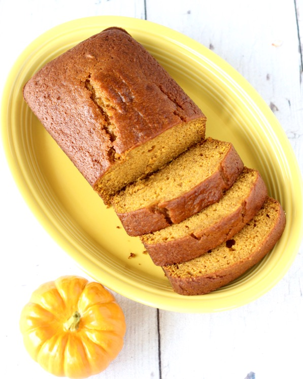 Best Pumpkin Bread Recipe Ever